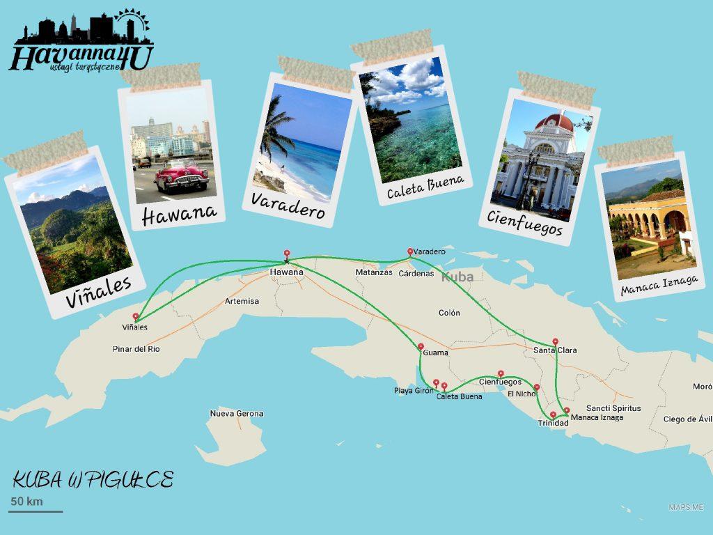 Kuba w pigułce (8 dni)